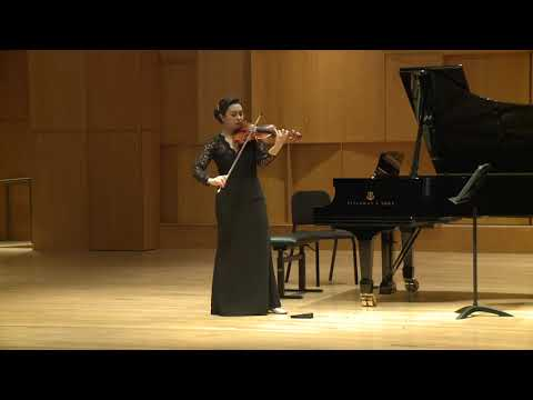 Bach - Sonata no. 3, Largo