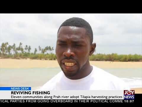 Reviving Fishing - News Desk on Joy News (2-4-18)
