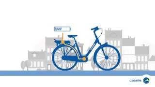 Hoeveel kilometers kan ik fietsen met een e-bike?