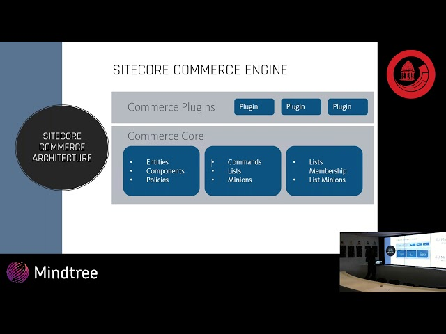 "I ""Sitecore"", You ""Commerce"", Let's Connect"
