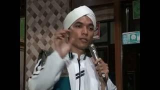 Ceramah Alhabib Syarif Ali Alhasyimi