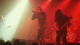 dark funeral bloodfrozen live paris 17 03 06