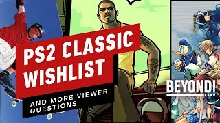 PS2 Classic Wishlist And More Listener Mail!   Beyond Interlude