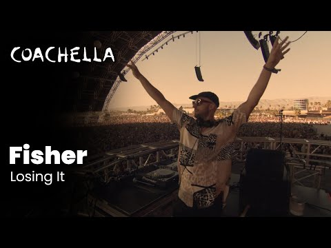 FISHER - Losing It - Live At Coachella 2019 Friday April 12, 2019 - Coachella