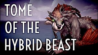 WoW Guide - New Hunter Pets 7.2.5 - Tome of the Hybrid Beast