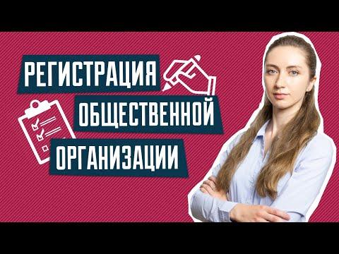 Как создать общественную организацию? NAKAZ Анна Гайдукова
