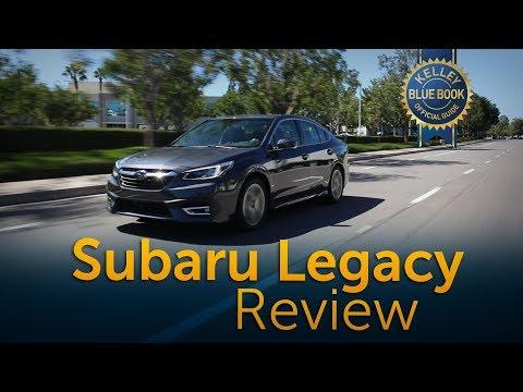External Review Video oUePfGAtS1w for Subaru Legacy Sedan & Outback Wagon (7th Gen)