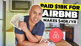 How I Make Small Fortune With My Container Home Rental Income (AirBnB Host Review)