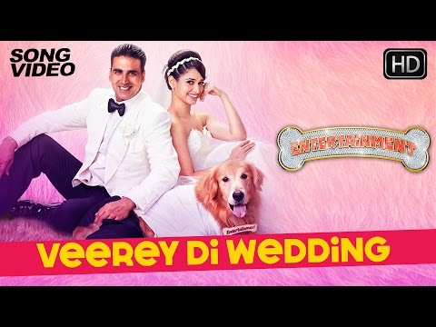 Veerey Di Wedding - It's Entertainment | Akshay Kumar, Tamannaah, Mika - Latest Bollywood Song 2014