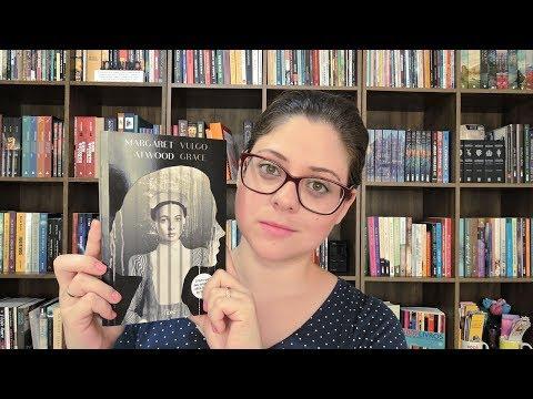 VULGO GRACE por Margaret Atwood   DICA DE LEITURA- Entre Histórias