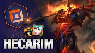 2 Broken builds for HECARIM TOP that pros and challengers abuse