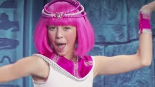 Lazy Town | It's The Weekend Go And Explore With Stephanie Music Video | Lazy Town Songs