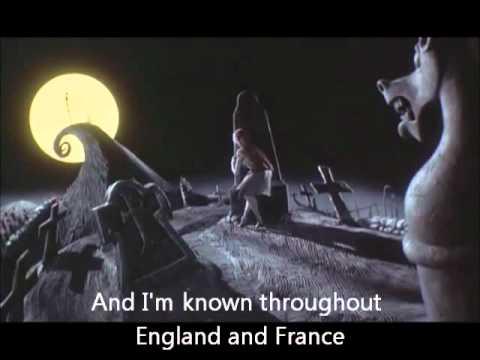 jacks lament the nightmare before christmas lyrics disney 60 years of musical magic musical - The Nightmare Before Christmas Lyrics