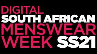 SA Menswear Week SS21: QUITERIA