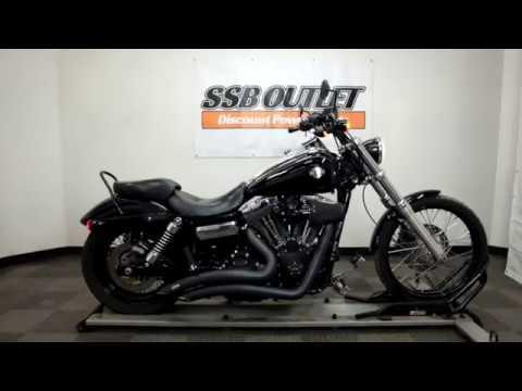2013 Harley-Davidson Dyna® Wide Glide® in Eden Prairie, Minnesota - Video 1