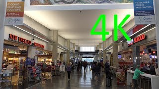 A 4K Tour of Bradley International Airport (BDL) in Connecticut