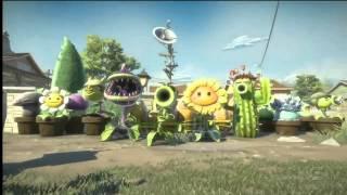 Plants vs. Zombies: Garden Warfare Teaser Trailer - E3 2013 EA Conference