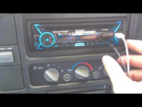 Sony MEX Car Stereo Review