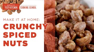How To Make Crunchy Spiced Nuts With Elle Simone