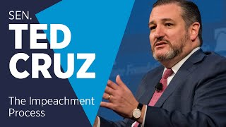 SEN. CRUZ: Has Trump impeachment been a legitimate process—or partisan weapon?