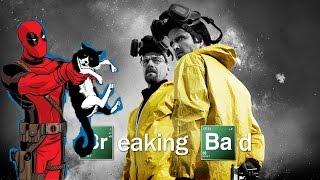 Полезности #2  Как сделать надпись в стиле Breaking bad