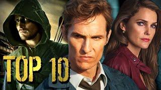 Top 10 TV Badasses!!