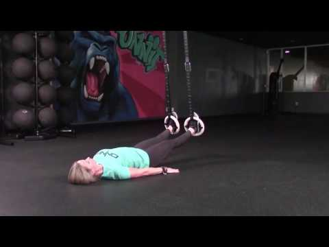 Hip Extension Suspension Exercise