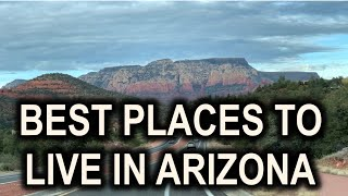 Best Places To Live in Arizona 2020