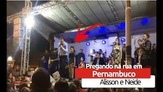 20 Almas Jesus Salvou, Pregação De Alisson E Neide Em Pernambuco - São Loureço Da Mata
