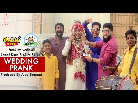 | Wedding Prank | By Nadir Ali & Asim Sanata & Ahmed Khan In | P 4 Pakao |