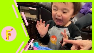 Funny Moments of the Day😍  | Cute Baby Funny Moments | 2021