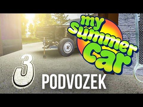 My Summer Car | #3 Podvozek [CZ/1080p/60FPS]