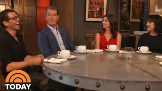 'Mrs. Doubtfire' Cast Reunites After 25 Years – Watch Extended Interview | TODAY
