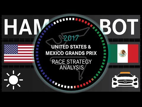 2017 United States & Mexican Grands Prix Strategy Analysis