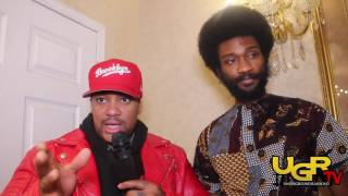 Supa Nova Slom & KT The Arch Degree- The Shocking Truth about Health in the Black Community | Kholo.pk
