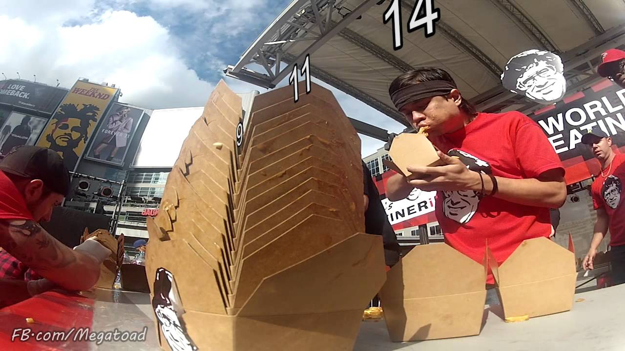 World Poutine Eating Championship 2014 thumbnail
