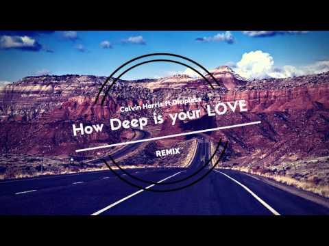 How Deep is Your Love – (Regard & BINNAY Feat. Drop G . Remix)