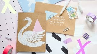 DIY STATIONERY