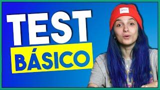 EL TEST MÁS FÁCIL DEL MUNDO (con YouTubers)   PILO