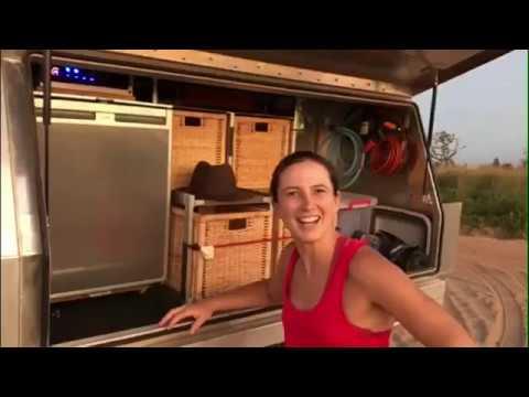 Sarah from Larrakeyah, NT