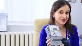 Cчетчик  НИК 2102-01. Е2Т от компании ПКФ «Электромотор» - видео