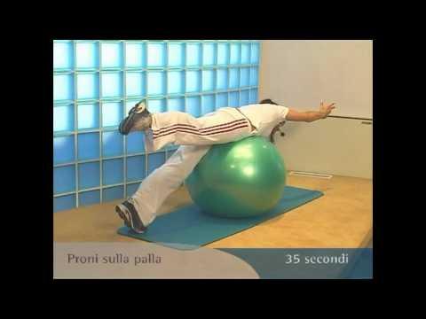 Lelettrizzazione per una curvatura di spina dorsale