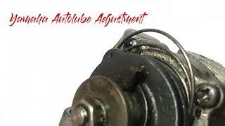 Yamaha RX Series | Autolube(2T Oil Pump) Adjustment