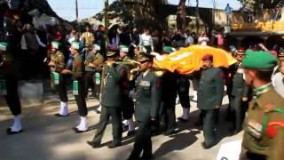 Ranchi bids adieu to martyred son in JK terror attack