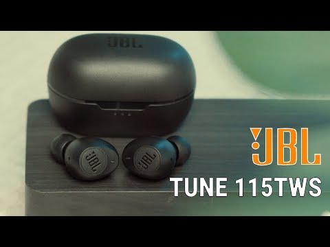 Đánh giá JBL Tune 115TWS - Nhỏ nhưng có võ