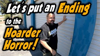 """The """"Hoarder Horror"""" locker comes to a close, with more surprises and gross stuff!"""