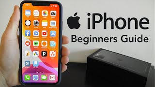 iPhone – The Complete Beginners Guide