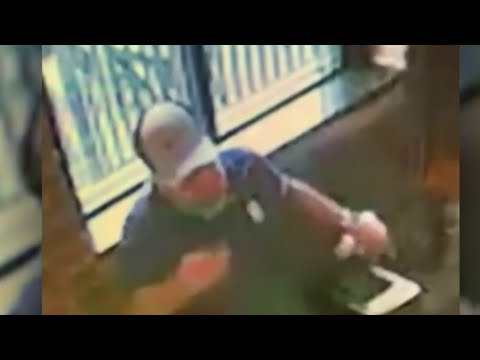 Video shows customer stealing from Whiskeys on the Water server