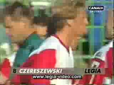 Stomil Olsztyn - Legia Warszawa 31.07.1998