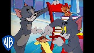 Tom & Jerry em Português | Tom e Jerry são amigos? | WB Kids